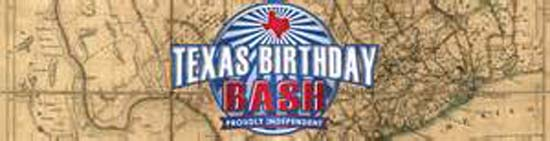 Photo of NAVASOTA'S THIRD ANNUAL BIRTHDAY BASH ANNOUNCES LINEUP