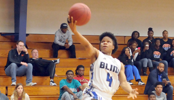 Photo of BUCCANEER WOMEN ROLL TO 50-POINT WIN