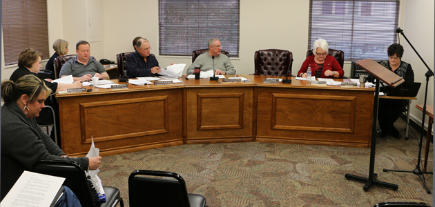Photo of TRANSPORTATION INFRASTRUCTURE FUND PROJECT ON DISCUSSION LIST FOR COMMISSIONERS