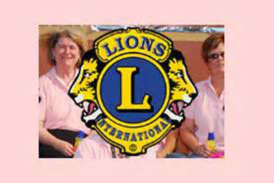 Photo of WASHINGTON COUNTY LADY LIONS ANNOUNCE OCTOBER PRIZE CALENDAR WINNERS