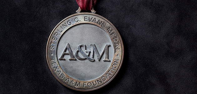 Photo of TEXAS A&M FOUNDATION HONORS BLUE BELL EXECS, CLAYTON WILLIAMS AND SPOUSES