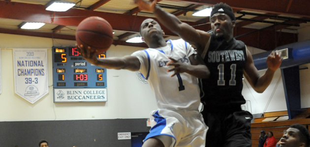 Photo of BUC MENS' SEASON ENDS AT REGION TOURNAMENT