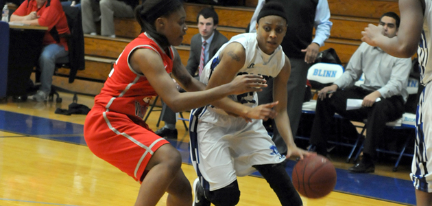 Photo of SEASON ENDS FOR BLINN WOMEN