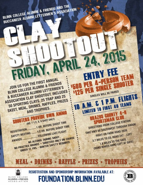 Clay Shootout story