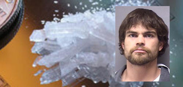 Photo of BURTON MAN ARRESTED ON DRUG CHARGE