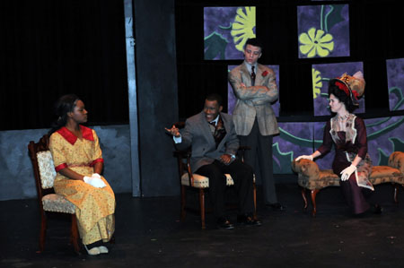 Photo of BLINN STUDENTS WIN EIGHT AWARDS AT SPEECH AND THEATRE PLAY FESTIVAL
