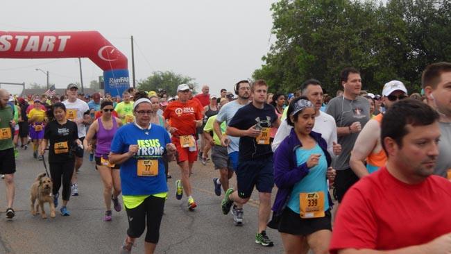 Photo of Blue Bell Fun Run Results