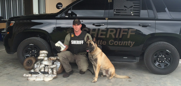 FAYETTE COUNTY SHERIFF'S OFFICE MAKES DRUG BUST | KWHI com