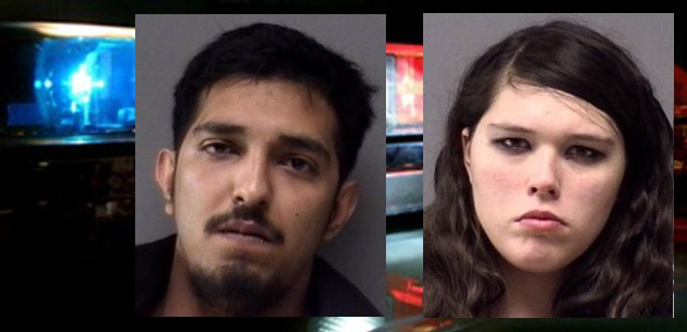 Photo of PAIR ARRESTED AFTER FALSE KIDNAPPING REPORT