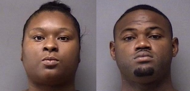 Photo of TWO ARRESTED IN BRENHAM FOR COUNTERFEIT CHECKS
