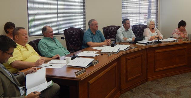 Photo of COMMISSIONERS TO CERTIFY WCHLA 2015 GRANT FUNDS