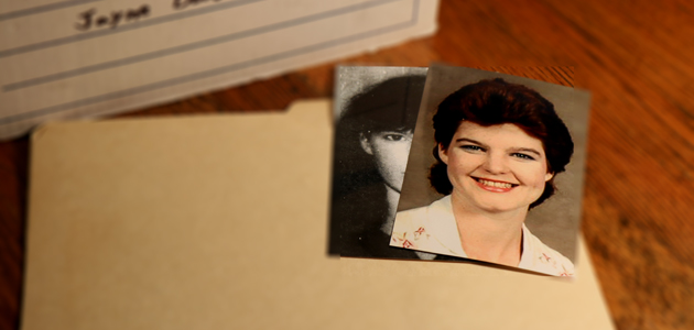Photo of SHERIFF HANAK DETERMINED TO SOLVE COLD CASE