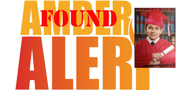 Photo of AMBER ALERT – DISCONTINUED (FOUND)
