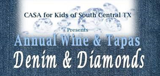 Photo of CASA FOR KIDS TO HOST ANNUAL DENIM AND DIAMONDS