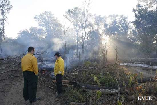 Photo of BASTROP FIRE NOW 60 PERCENT CONTAINED AS OF SUNDAY