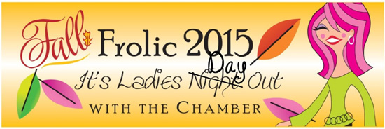 """Photo of CHAMBER TO AGAIN HOST """"FALL FROLIC"""" LADIES DAY OUT"""