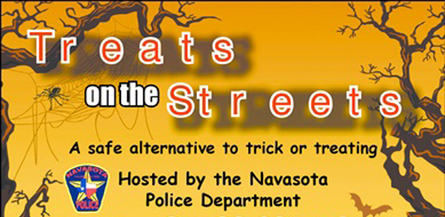 "Photo of NAVASOTA ""TREATS ON THE STREETS"" TONIGHT"