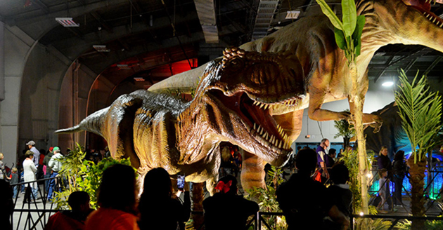 Photo of JURASSIC QUEST SAW THOUSANDS OVER THE WEEKEND