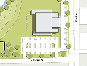 kruse-rec-center-site-plan small