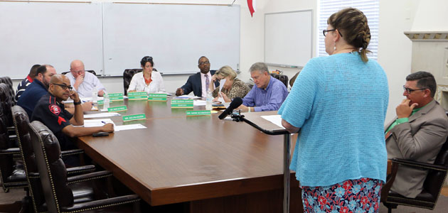 Photo of BRENHAM ISD BOARD EXPECTED TO HIRE NEW PRINCIPAL