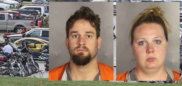 Photo of CHARGES IN WACO DROPPED AGAINST BRENHAM COUPLE
