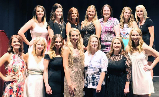 Photo of BLINN COLLEGE RECOGNIZES FUTURE DENTAL HYGIENISTS IN PINNING CEREMONY