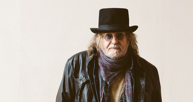 Photo of TEXAS MUSIC LEGEND RAY WYLIE HUBBARD COMING TO BRENHAM