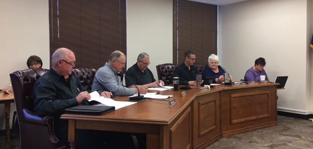 Photo of COUNTY COMMISSIONERS TO MEET ON MONDAY