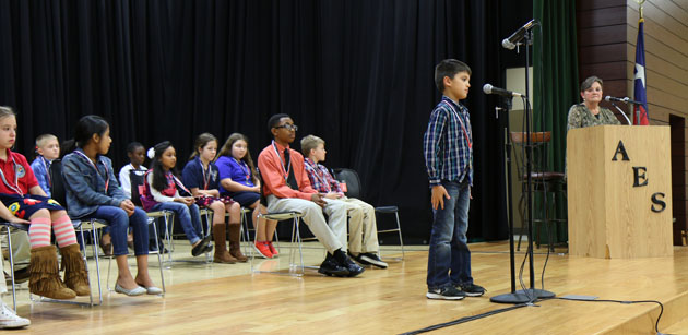 Photo of WASHINGTON CO. SPELLING BEE CANCELLED