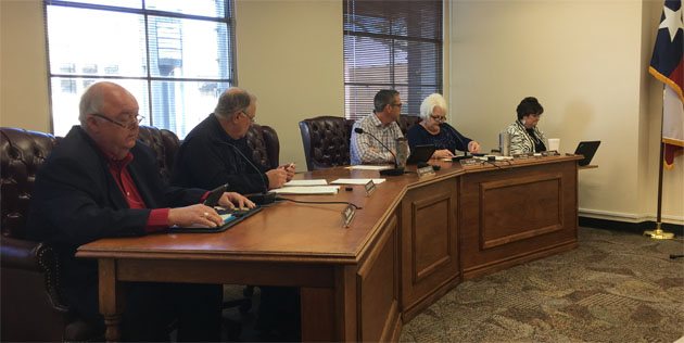 Photo of CO. COMMISSIONERS APPROVE LCRA LEASE AGREEMENTS