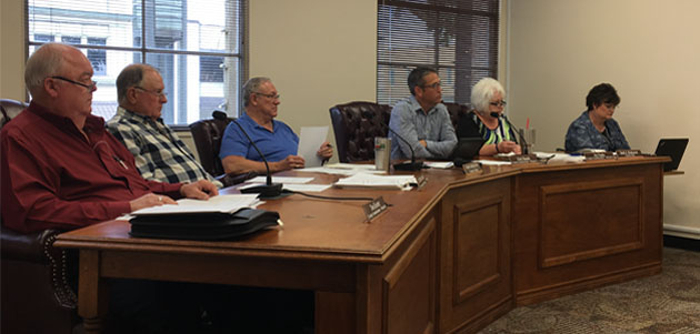 Photo of COMMISSIONERS WILL DISCUSS LAND LEASE AMONG OTHER ITEMS THIS MORNING