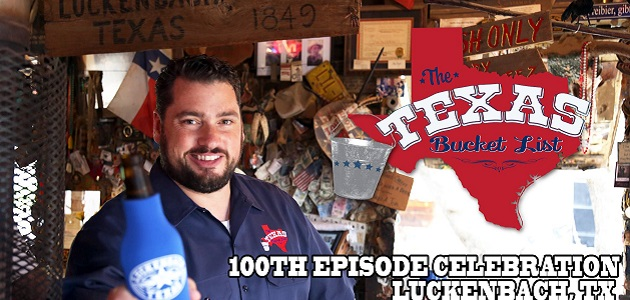 Photo of THE KENNEY STORE TO BE FEATURED ON 'THE TEXAS BUCKET LIST'