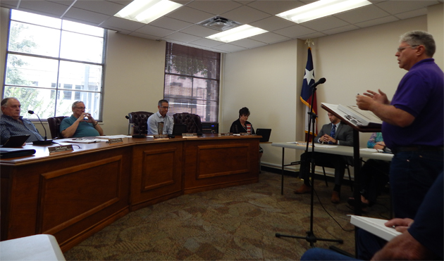 Photo of COMMISSIONERS APPROVE HOT BOARD REQUEST FOR $25,000 FOR NEXT YEAR