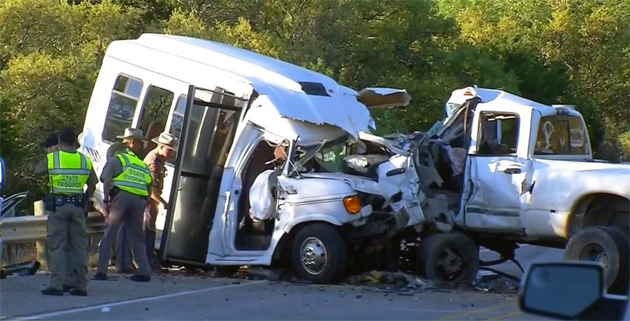 Photo of UVALDE MAN WHO KILLED 13 IN CHURCH BUS CRASH INDICTED