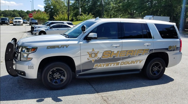 Photo of GPS TRACKER LEADS TO ARREST IN FAYETTE COUNTY