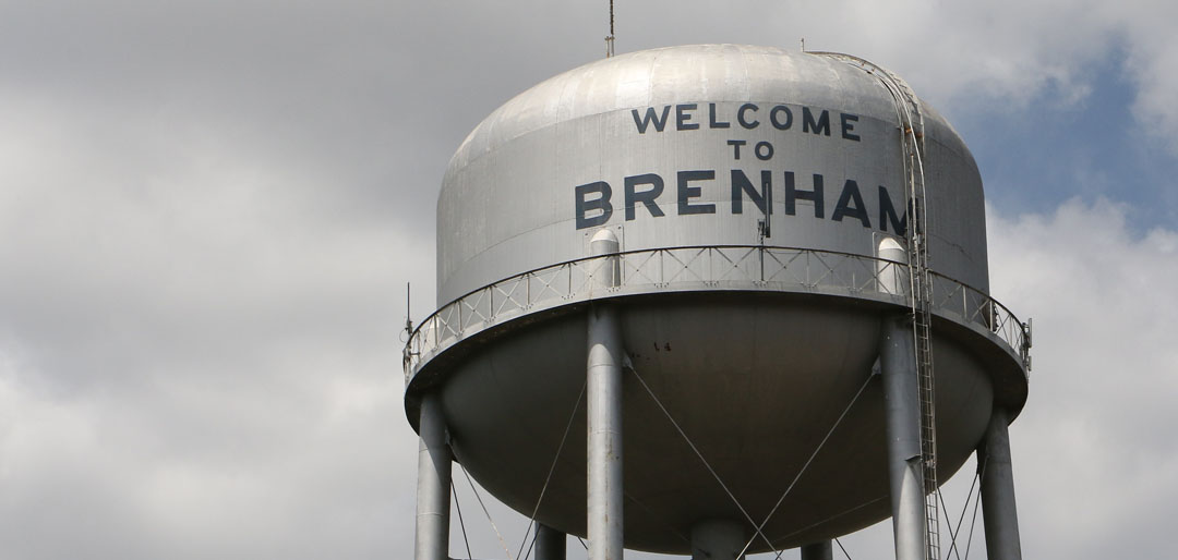 Photo of BRENHAM CONDUCTING ANNUAL WATER SYSTEM MAINTENANCE THROUGH AUGUST