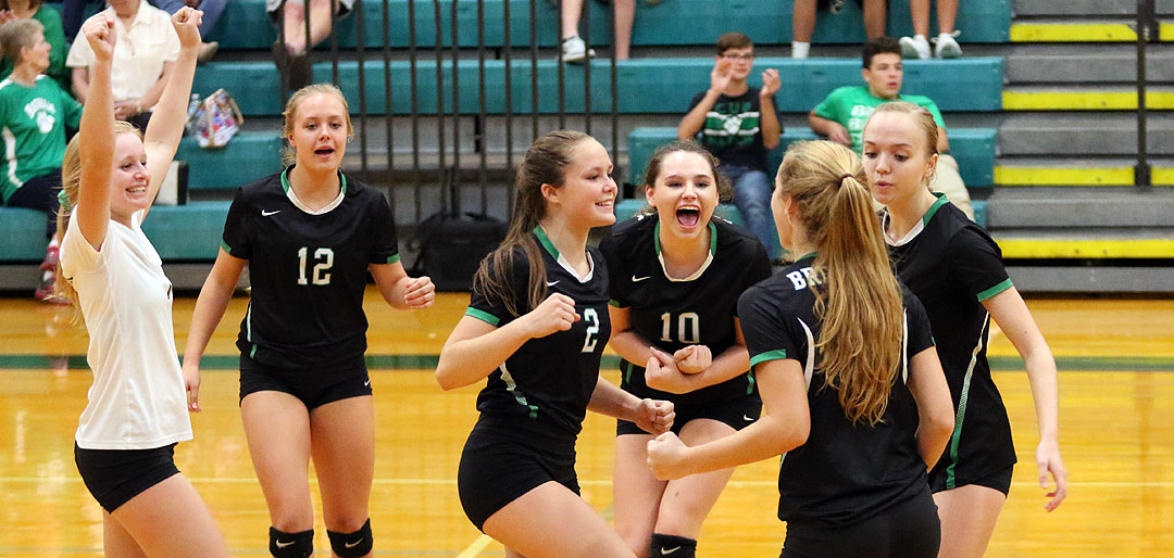 Photo of CUBETTES DOWN MAGNOLIA IN DISTRICT PLAY