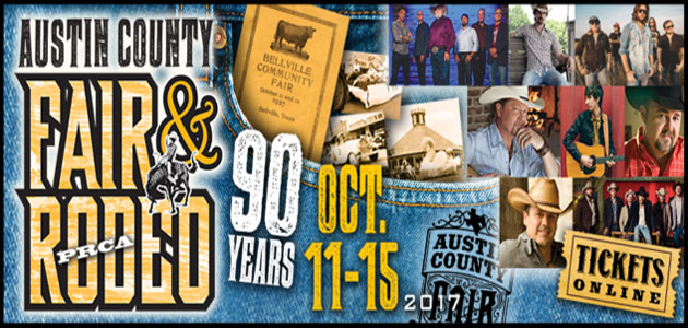 Photo of THE AUSTIN COUNTY FAIR CONTINUES TODAY
