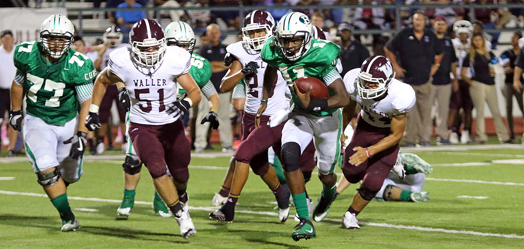 Photo of BRENHAM CUBS VICTORIOUS FOR HOMECOMING
