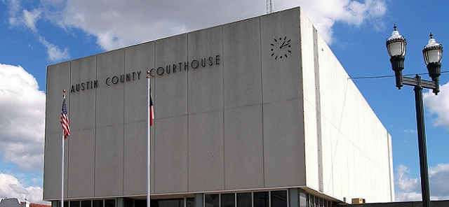 AUSTIN COUNTY CITIZENS FRUSTRATED WITH COMMISSIONERS OVER JAIL