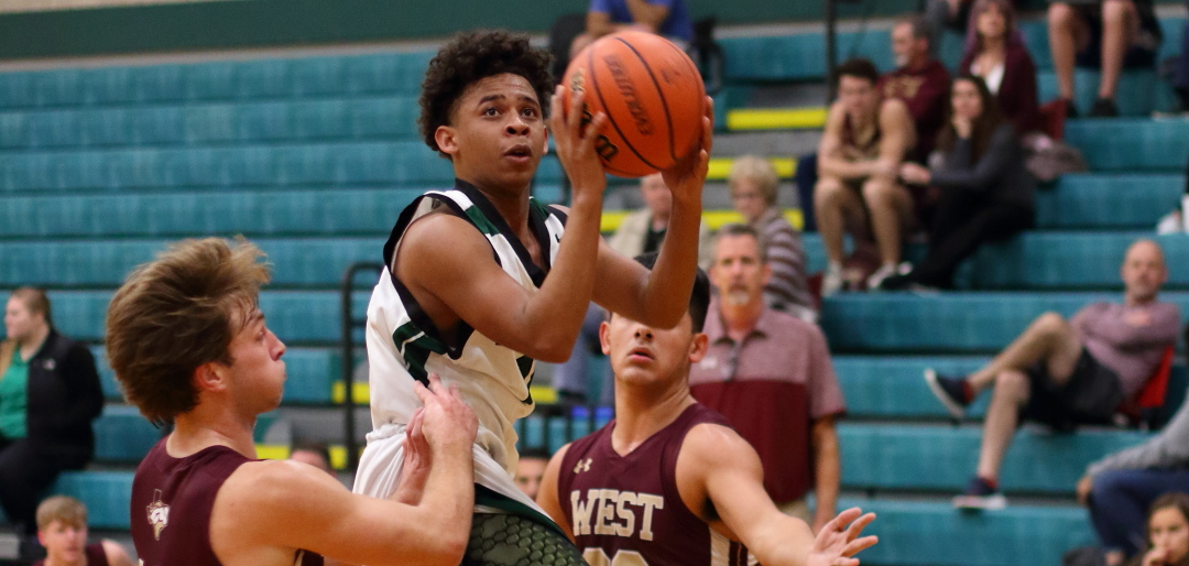 Photo of CUBS EARN 1ST DISTRICT WIN