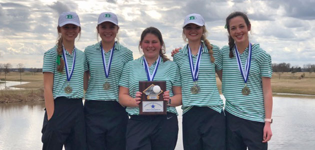 Photo of CUBETTE GOLF WINS NAVASOTA INVITATIONAL TOURNAMENT