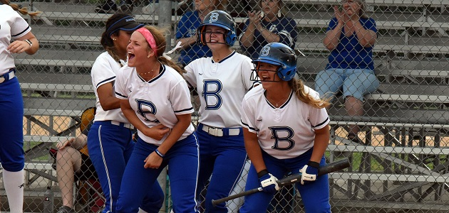 Photo of NO. 17 BLINN COLLEGE SOFTBALL CONCLUDES SEASON WITH LOSS TO SAN JAC