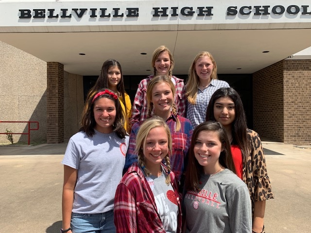 Marvelous Bellville High School Announces Homecoming Court Kwhi Com Home Remodeling Inspirations Cosmcuboardxyz