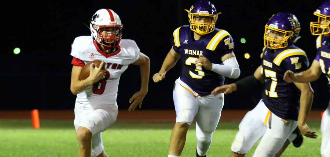 Photo of BURTON PANTHERS CRUSHED FOR SECOND TIME IN TWO WEEKS
