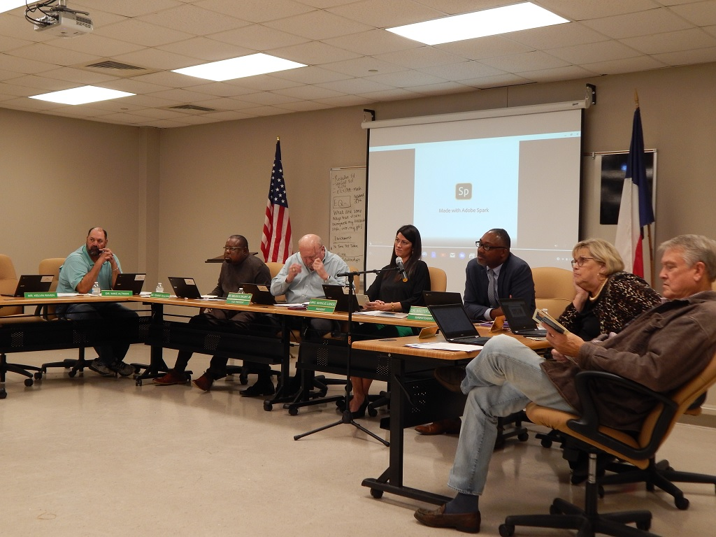 Photo of BRENHAM SCHOOL BOARD SELECTS SIX CANDIDATES FOR SUPERINTENDENT'S POST