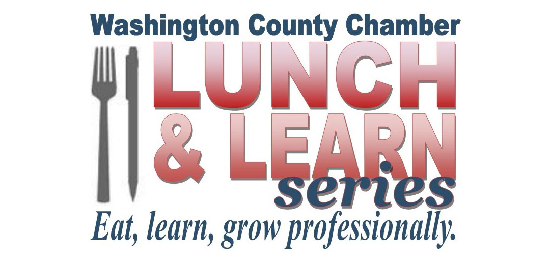 Photo of WASHINGTON CO. CHAMBER TO HOST LUNCH & LEARN ON NON-PROFIT MANAGEMENT