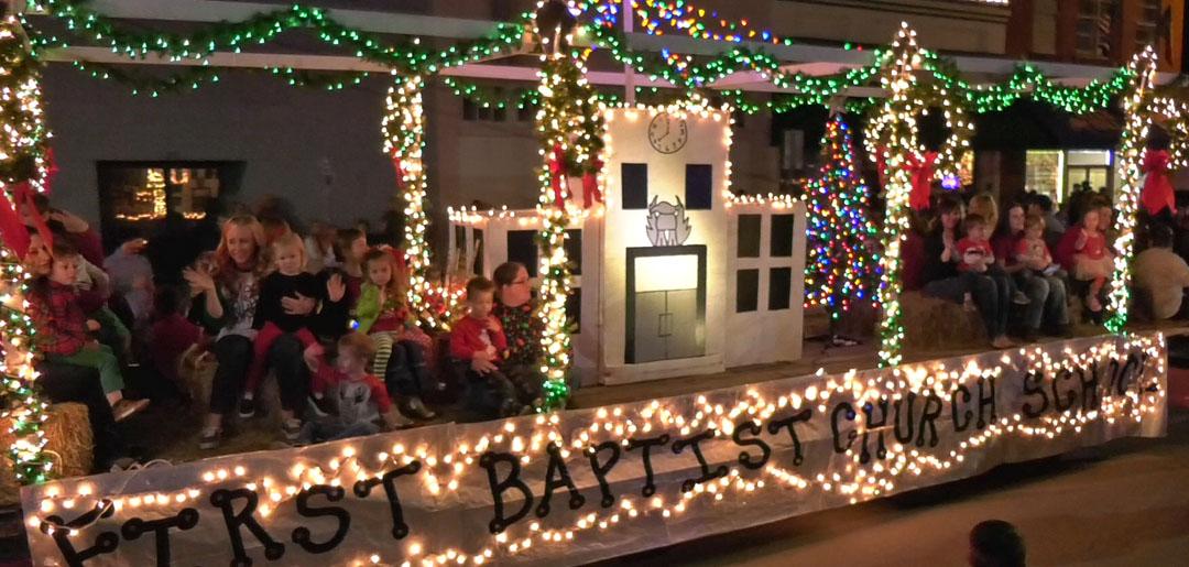 Brenham 2020 Christmas Stroll CITY OF BRENHAM LOOKING FOR INPUT ON CHRISTMAS STROLL AND LIGHTED