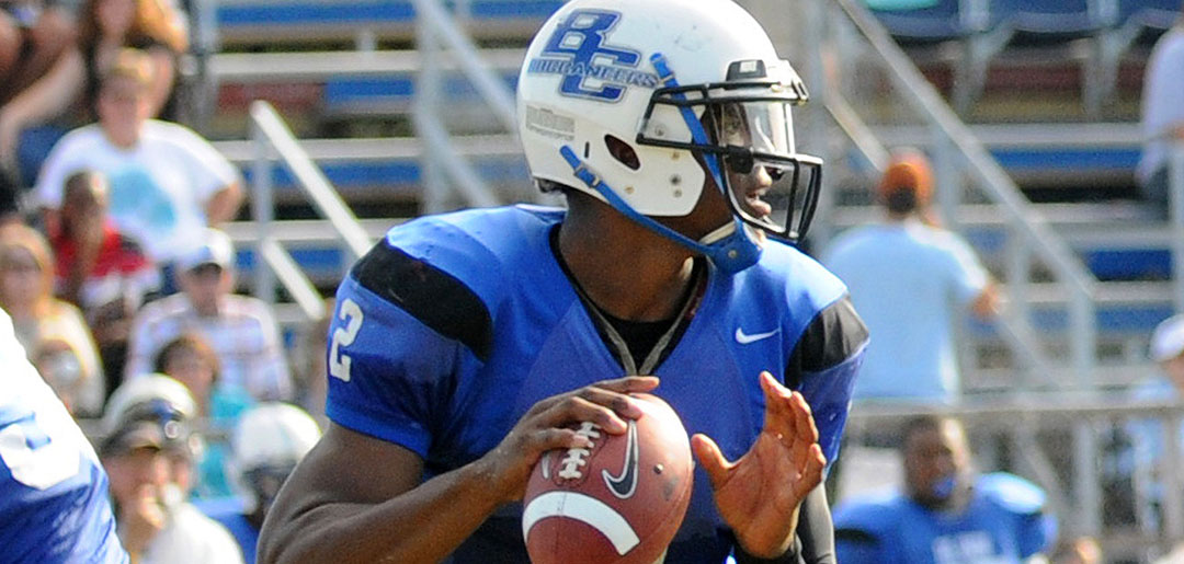 Photo of FORMER BLINN BUC QUARTERBACK CAM NEWTON INDUCTED INTO NJCAA FOOTBALL HALL OF FAME
