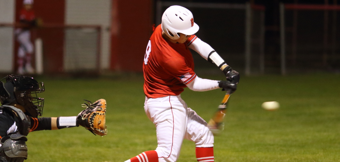 Photo of BURTON PANTHER BASEBALL ROLLS PAST SNOOK